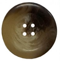 4-Hole Polyester Rimmed Buttons