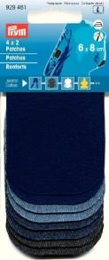 Prym Jeans/Cotton Mini Patches