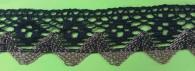 Crochet Lurex Braid
