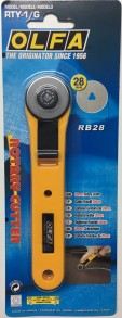 OLFA Rotary Cutter 28mm