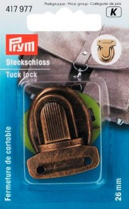 Prym Bag Tuck lock