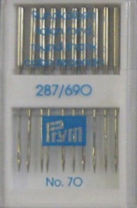 Prym Round Shank Machine Needles