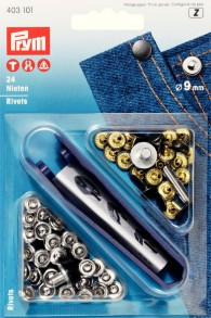 Prym 9mm Rivets
