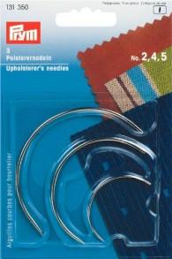 3 Upholsterer's Needles