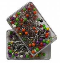 Plastic Head Steel Pins 32 x 59mm