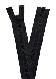 YKK NO.8 Vislon Open End Zips