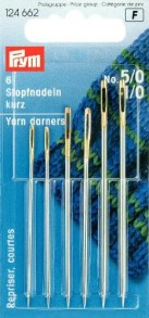 Prym Hand Yarn Darner Needles