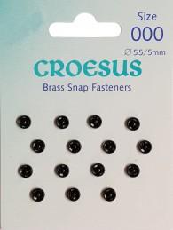 Brass Snap Size 000