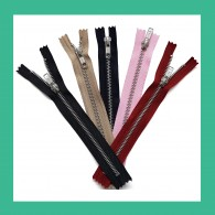 YKK NO.5 Aluminium Closed End Zips