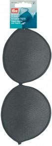Bra Cups For Lingerie in Black