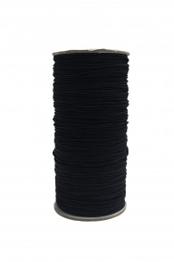 Rounded Shot Cord Elastic (1.5mm)