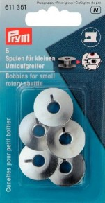 Prym Metal Machine Bobbins Pack