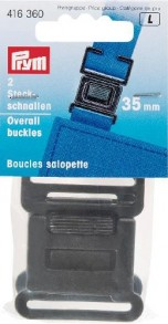 Prym Overall Buckles