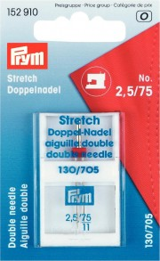 Prym Stretch Double Machine Needle