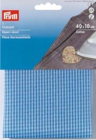 Prym Cotton Repair Sheet - Blue