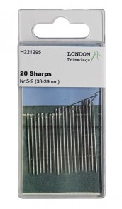 20 Sharps Needles