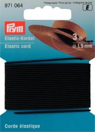 Prym Elastic Cord 3m of 1.5mm