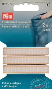 Prym Loom Elastic Extra Soft 2m of 10mm