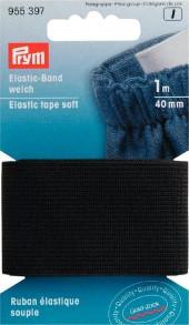 Prym Elastic Tape Soft 1m of 40mm
