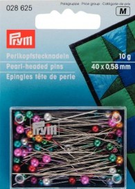 Prym Pearl-Headed Pins