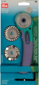 Prym Rotary Cutter with 3 Blades
