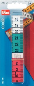 Prym 150cm Color Measuring Tape
