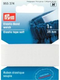 Prym Elastic Tape Soft 1m of 25mm