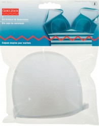 Bra Cups For Swimwear in White