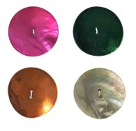2-Hole Shell Buttons