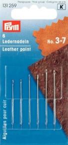 Prym HandLeather Point Needles
