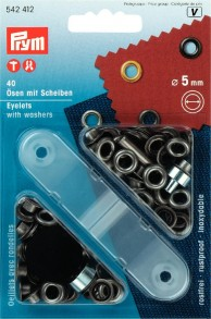 40 Eyelets with Washers with tool