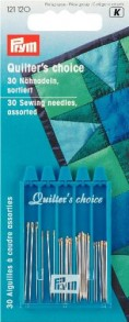 Prym Hand Quilter's Choice Needles