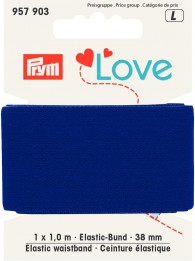 Prym Elastic Waistband 1m of 38mm