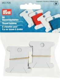 Prym Thread Bobbin Cards