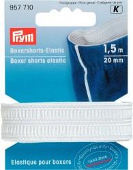 Prym Boxer Shorts Elastic 1.5m of 20mm