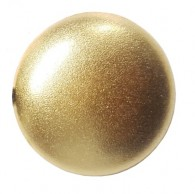 Gold Dome Button