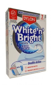 Dylon White 'N' Bright Sheets