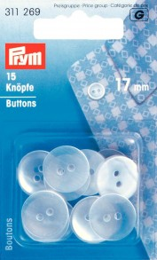 Prym 2-Hole Buttons