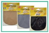 Cord Elbow & Knee Patches