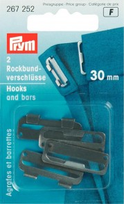 Prym 30mm Hooks and Bars