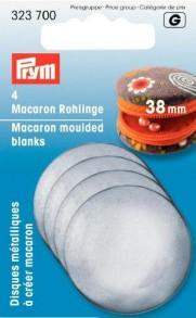 Prym Macaron Moulded Blanks