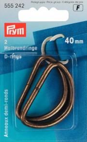 Prym D-rings