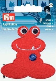 Prym Embroidered Fun Motif