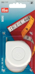 Prym Retractable 150cm/60inch Mini Measuring Tape