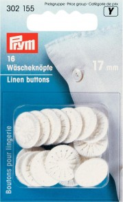 Prym Linen Covered Buttons