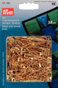 Prym Curved Safety Pins