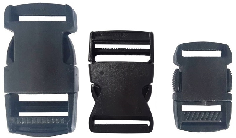 Plastic Side-Release Buckles