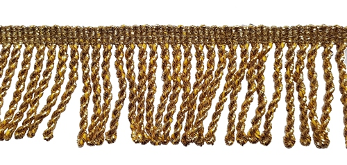Bullion Twisted Fringing
