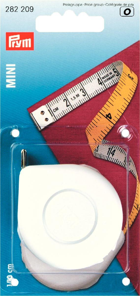 Prym Retractable 150cm Mini Measuring Tape