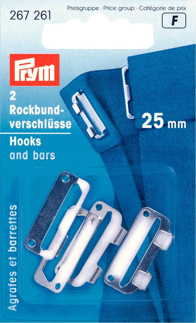Prym 25mm Hooks and Bars